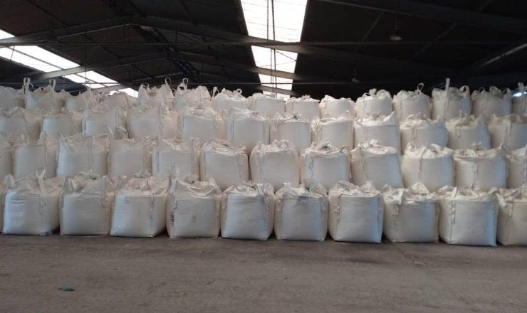 Dry Bulk storage